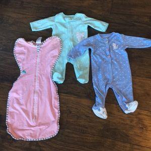 Other - Baby sleep bundle set!